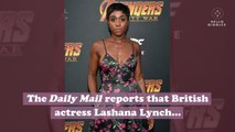 Lashana Lynch will play 007 in the next James Bond movie, and we are shook