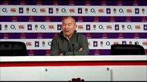 England coach Eddie Jones insists side are improving despite 24-15 loss to Ireland