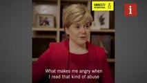 Toxic Twitter - Amnesty International's campaign