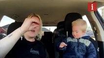 World Down Syndrome Day Carpool Karaoke