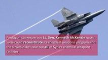 Syria Air Strikes explainer