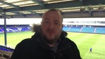 Reaction to Oldham draw