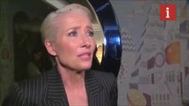 Emma Thompson - not Talking About the Royal Wedding - HIRES