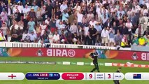 Ball Hits Ben Stokes For Accidental 'Six'!  ICC Cricket World Cup 2019