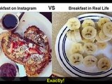 Epic Instagram Vs Real Life Memes Proving How Fake Everything On Instagram Is ( Funny memes )