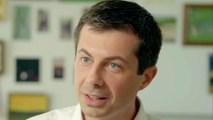 """Buttigieg says white Americans """"can't be defensive"""" when talking about race"""