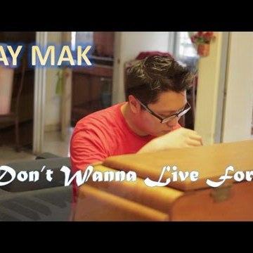 ZAYN, Taylor Swift - I Don't Wanna Live Forever Piano by Ray Mak