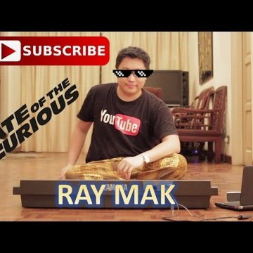 G-Eazy & Kehlani - Good Life (The Fate of the Furious) Piano by Ray Mak