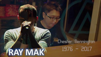 Linkin Park - Talking To Myself Piano by Ray Mak (Chester Bennington Tribute)