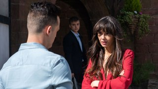 Hollyoaks Soap Scoop! Harry catches out Mercedes