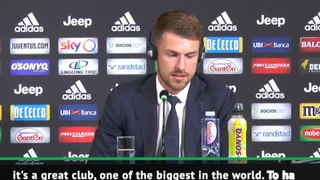 I couldn't refuse Juventus - Ramsey