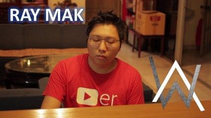 Alan Walker - Darkside Piano by Ray Mak #MyDarkside
