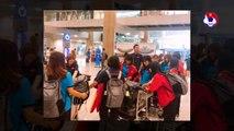 Đội tuyển U19 nữ Việt Nam được đón tiếp chu đáo tại Hàn Quốc   VFF Channel