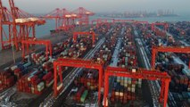 China reports its lowest GDP growth in nearly 30 years as US trade war bites