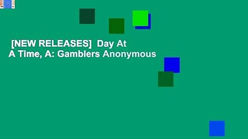 [NEW RELEASES]  Day At A Time, A: Gamblers Anonymous