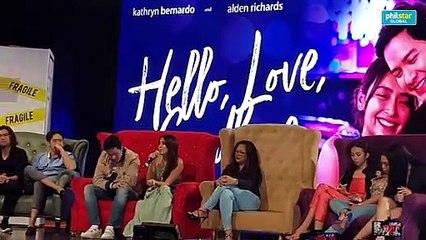 Kathryn Bernardo on filipinos working overseas