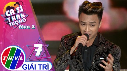 THVL | Ca sĩ thần tượng 2019 - Tập 7[4]: Tình ơi xin ngủ yên - Nguyễn Thái Sơn