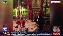 """""""Il n'y avait rien de luxueux."""" Les invités aux dîners privés de François de Rugy témoignent"""