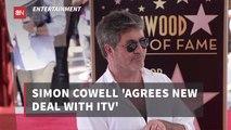 Simon Cowell Goes To ITV