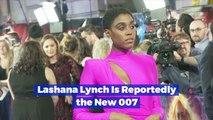 Lashana Lynch Is The New 007