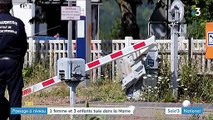 Marne : une femme et trois enfants tués sur un passage à niveau