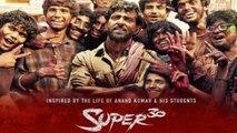 Super 30 Box Day 4 Collection: Hrithik Roshan   Pankaj Tripath  Mrunal Thakur   FilmiBeat