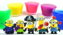 SLIME Clay Surprise eggs Toys Minions Megabloks Lego Figures Disney toy story My Little Pony Pooh