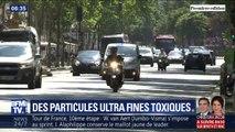 Pollution de l'air: les particules ultra fines nuisent bien (et dangereusement) à la santé