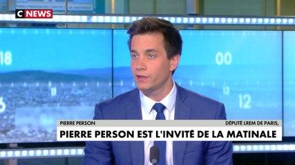 Pierre Person - L'invité politique Mardi 16 juillet