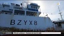 Pêche illégale : traque en haute mer