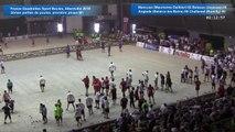 Secondes parties de poules M1, première phase, France Quadrettes, Albertville 2019