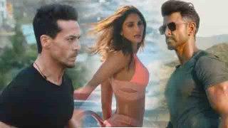 War Teaser: Vaani Kapoor sizzles in pink bikini with Hrithik Roshan & Tiger Shroff | FilmiBeat