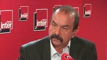 """Philippe Martinez, secrétaire général de la CGT : """"Les inspecteurs du travail sont aussi victimes de burn out"""""""