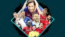 تقييم فريق عمل يوروسبورت لأفضل 100 لاعب في أوروبا موسم 2018-19 (اللاعبون 41-50)