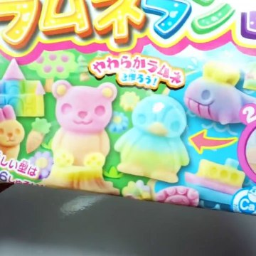 Kracie Popin Cookin Colorful Ramune Land Candy from Japan