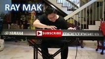 Post Malone - Wow Piano by Ray Mak