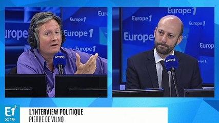 Stanislas Guerini - Europe 1 mardi 16 juillet 2019