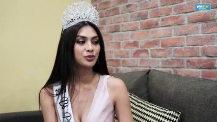 Binibining Pilipinas International 2019  Bea Patricia Magtanong talks about rights of prisoners