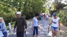 Avignon : les habitants de la Ceinture Verte manifestent contre les fermetures de rues
