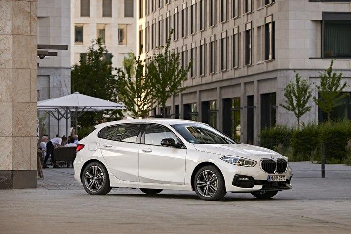 Essai - BMW Série 1