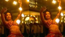 Nora Fatehi shares her experience to were heavy fire fans for Saki song | FilmiBeat