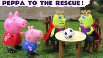 Peppa Pig Rescue with Funny Funlings and Thomas and Friends after many an Accident in this Family Friendly Toy Story Full Episode English Pepa Videos