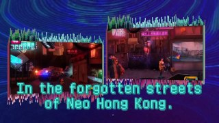 Project Sense: A Cyberpunk Ghost Story - Tráiler