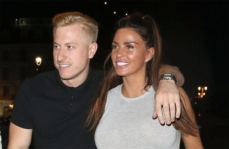 Katie Price sparks pregnancy speculation