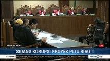 JPU Hadirkan 4 Saksi dalam Sidang Lanjutan Kasus PLTU Riau 1