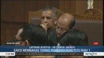 Sidang Lanjutan Kasus PLTU Riau-1 Bahas Keterlibatan PT PJB