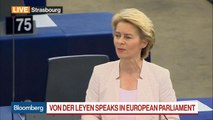 Von der Leyen Facing EU Vote