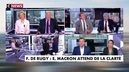 Isabelle Florennes - CNews mardi 16 juillet 2019