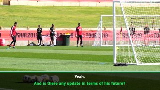 Solskjaer hopeful De Gea will sign new Man United contract
