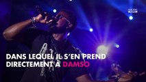 Booba déclare la guerre à Damso dans un freestyle sur Instagram